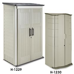 Rubbermaid Storage Shed in Stock - ULINE