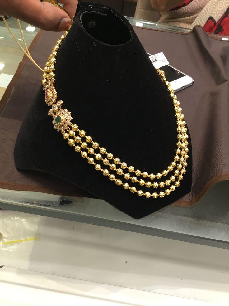 42 GMs long necklace