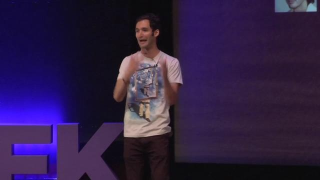Jason Silva Speaking at PSFK Conference, 2012 on Vimeo