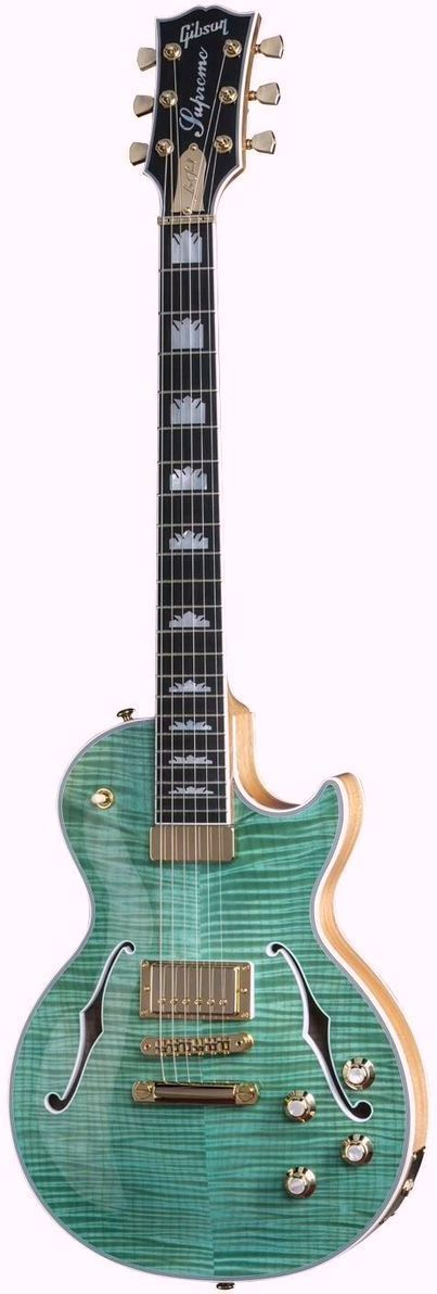 2015 Gibson Les Paul Supreme --- https://www.pinterest.com/lardyfatboy/