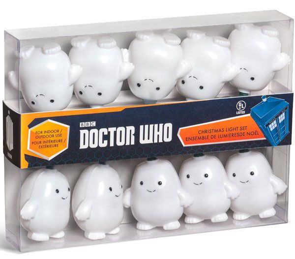 Doctor Who Adipose String Light Set