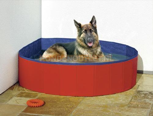 Honden zwembad 160 cm