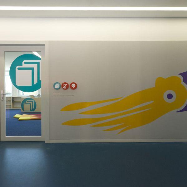 Efanor School | Signage on Behance