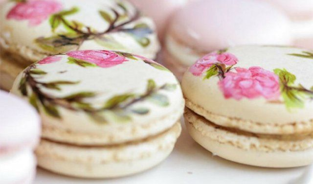 Create your very own macaron masterpiece at The Painted Macaron Workshop in Cape Town!