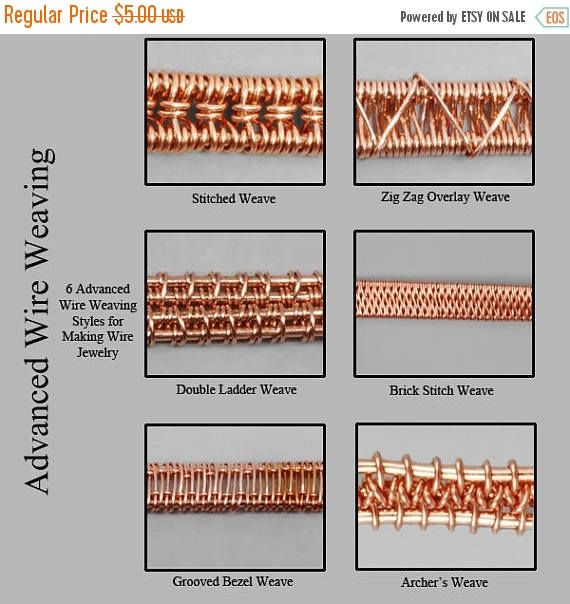 1460 best Wire - Weaving and Braiding images on Pinterest | Wire ...