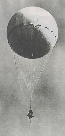Fire balloon - Wikipedia, the free encyclopedia