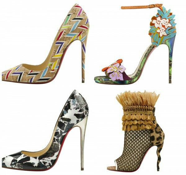 Best Looks: Christian Louboutin Spring 2016 - Talking With Tami
