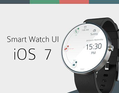 Smart Watch iOS 7