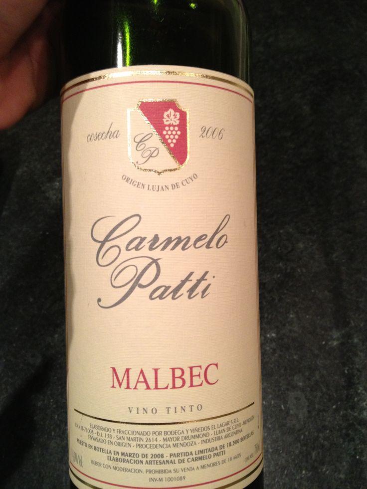 Delish - 2005 Carmelo patti