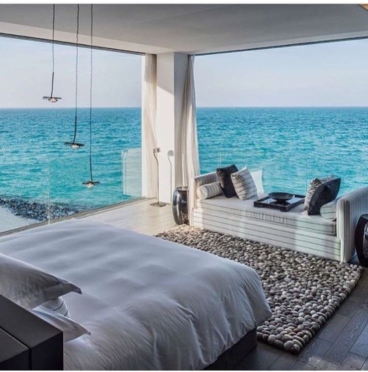 A room on the beach