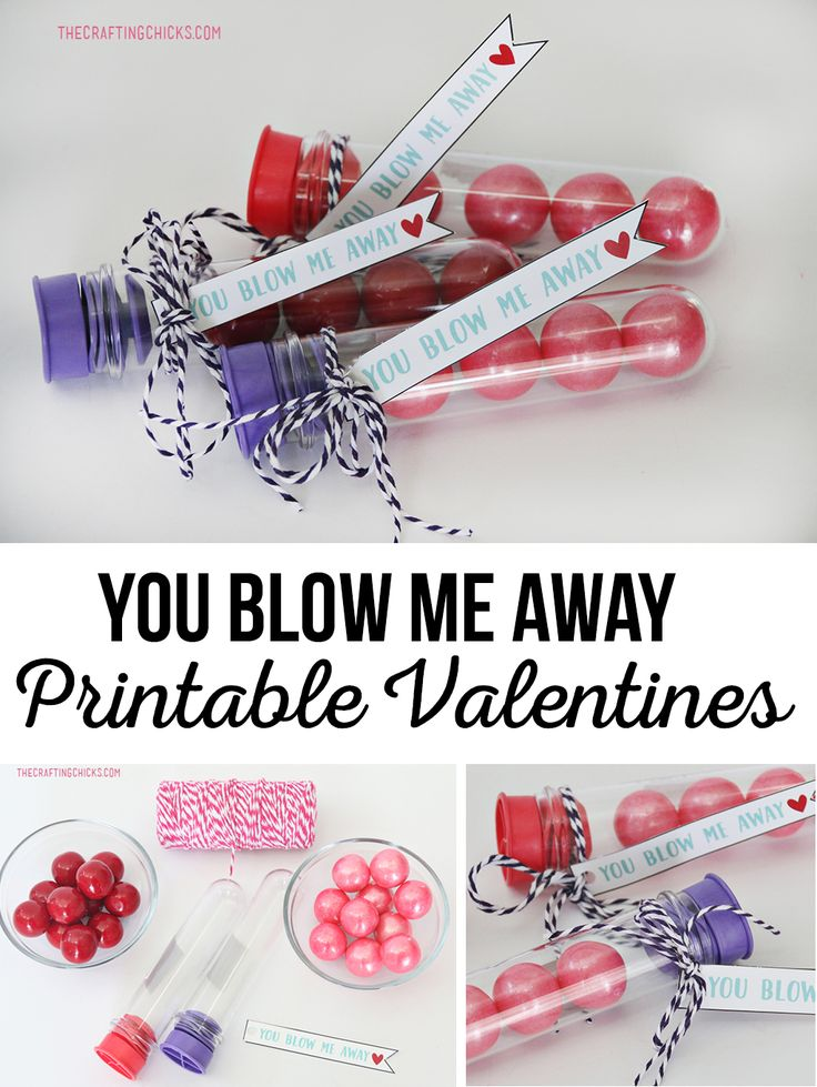 You Blow Me Away Printable Valentine is a fun way to show that special person th...