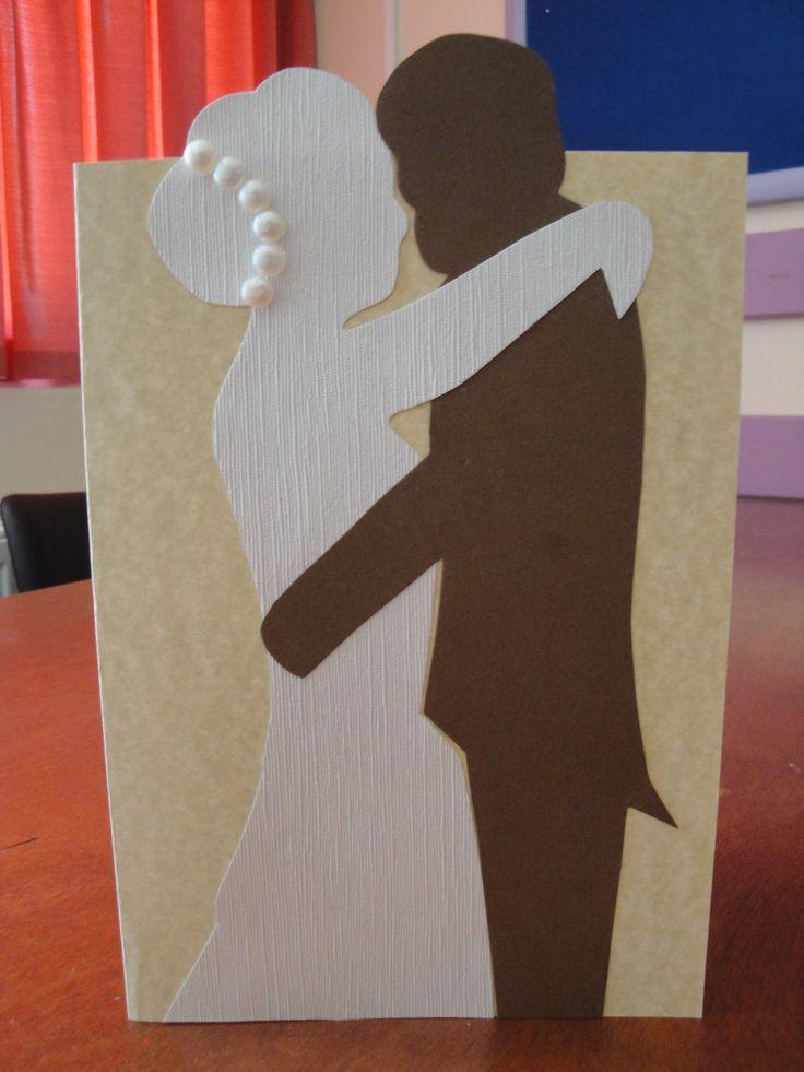 wedding card by lena souf