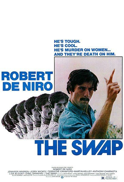 The Swap - 1979 - Movie Poster