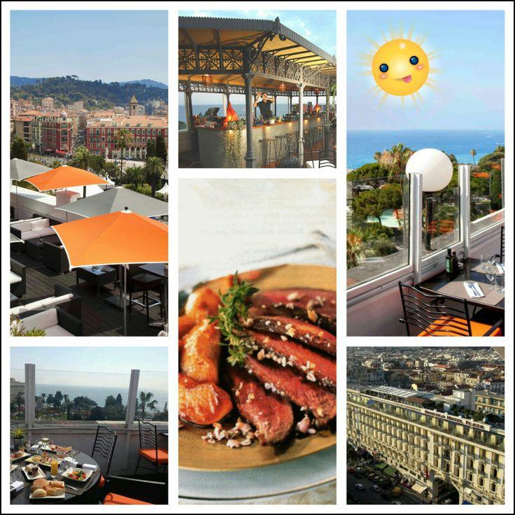 #sunny #gourmet break / pause gourmande et ensoleillée