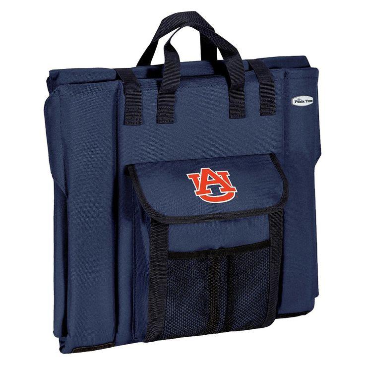 Portable Stadium Seats NCAA Auburn Tigers Navy