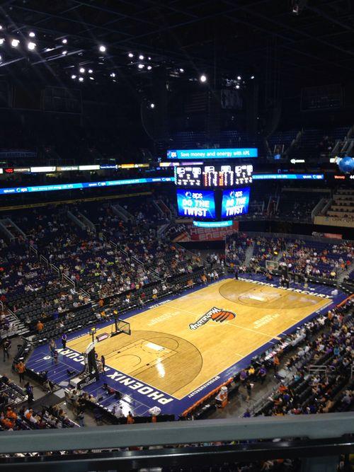 Watching a basketball match! Dream  basket