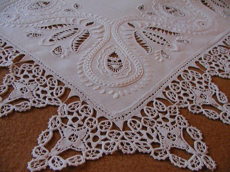 Hedebo - Danish whitework...