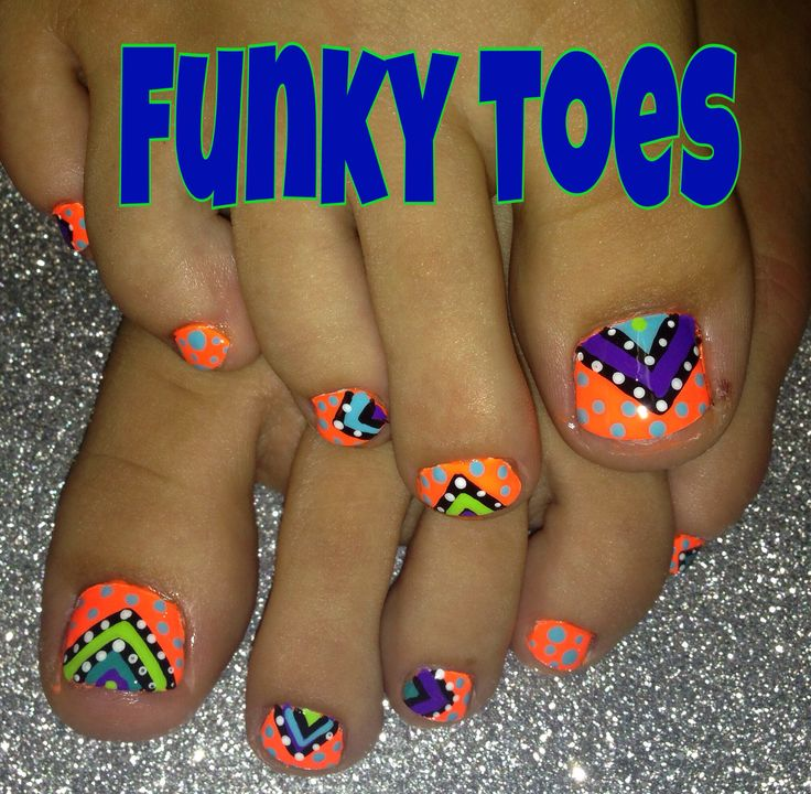 30 Funky And Trendy Nail Art Designs For 2014: Best 25+ Funky Nail Designs Ideas On Pinterest