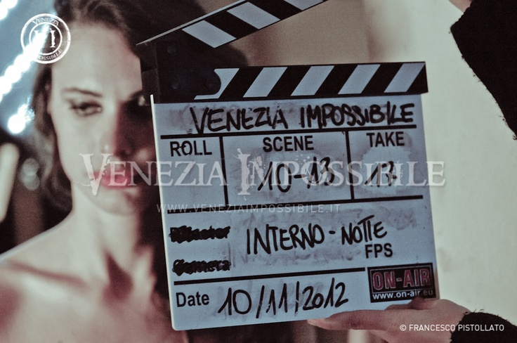 Eleonora Fontana [attrice].  Location: Villa Ca' Marcello, Levada di Piombino Dese.