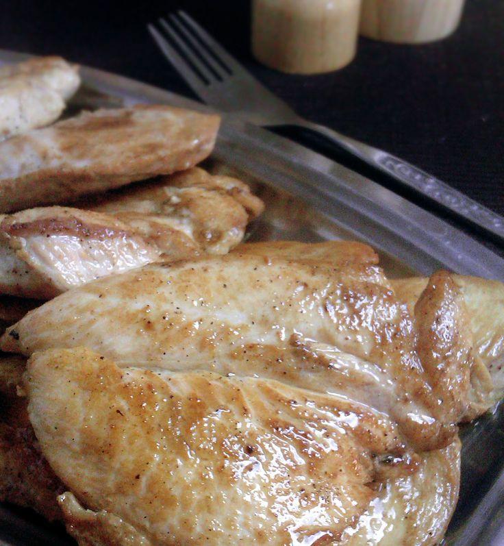 Σοταρισμένο Φιλέτο Κοτόπουλο