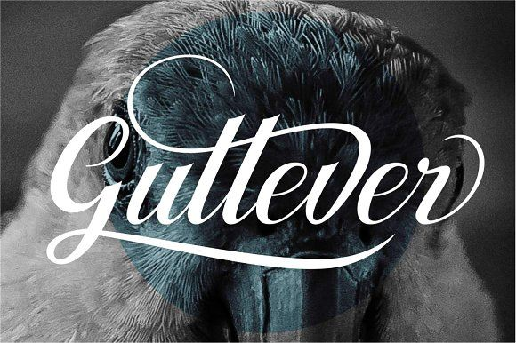 Gullever Font  by Harder Type Foundry on @creativemarket