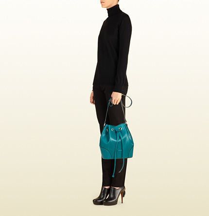 Spring-spiration! Bucket bags...the 90s are back!