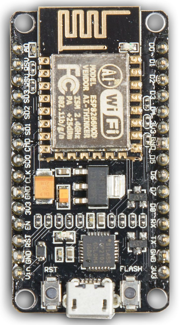 What is a NodeMCU Development Board? Actually …