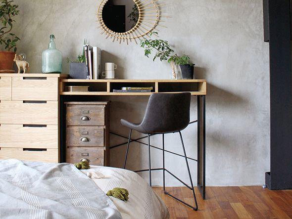 a.depeche / アデペシュ splem counter table #interior #furniture #clear #cleardesign #idea #home #インテリア #家具