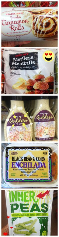 ♥ Vegan Products ♥ Unexpected vegan goodies at Trader Joe's!