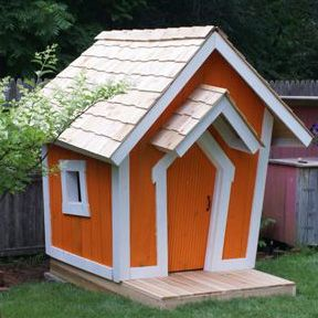 Maybe Papa or Daddy can help build something similar in our backyard
