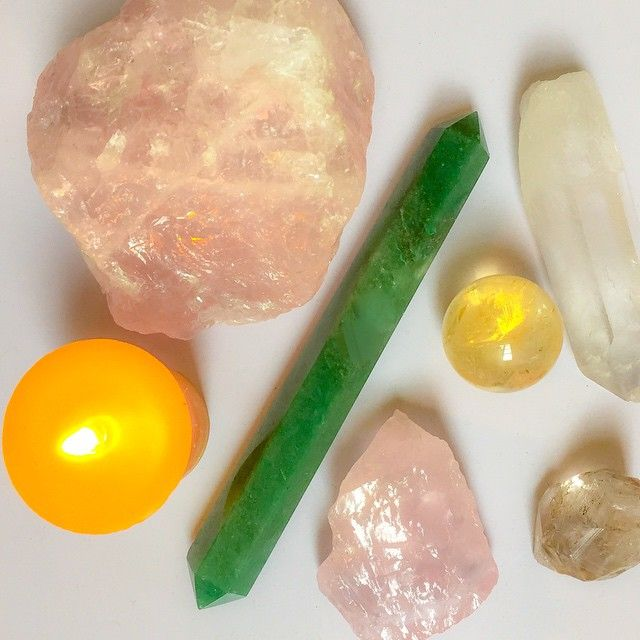 Taking Baths With Healing Crystals | Feng Shui Beauty | The Tao of Dana