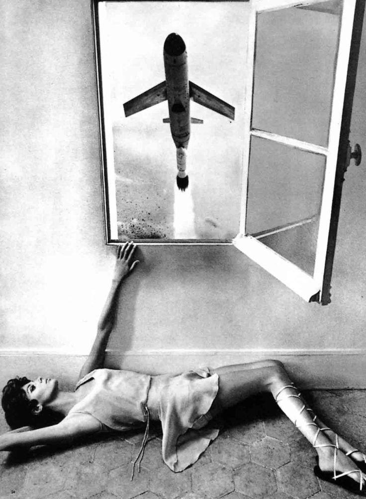 Photo Helmut Newton. 1968