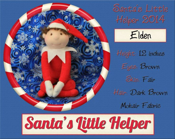 Handmade Elf from Sunshine and Smiles Dolls … Elden