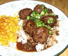 This is a very popular recipe in the Cajun part of South Louisiana, which is frequently referred to as Acadiana. If theres one thing we folks in Acadiana love, its our rice and gravy! I have often said that when I die, if wherever I end up doesnt have rice and gravy, Ill know I didnt make it to Heaven. Cajun Meatball Stew starts off with your typical dark brown roux. Some people prefer to buy it in stores, ready made. Ive never understood why, because its not that difficult to make from…