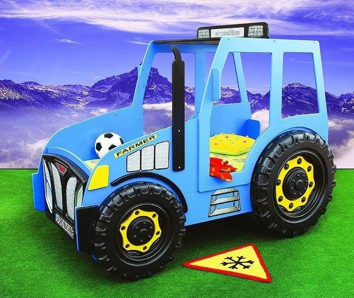 Letti per bambini a forma di macchina  (Foto 39/40) | Designmag