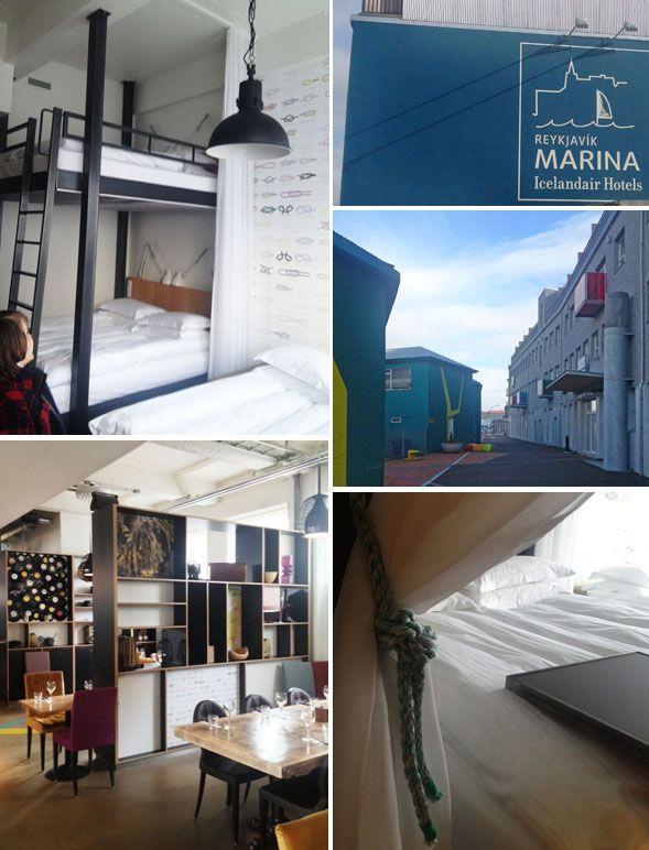 icelandair marina hotel reykjavik. Travel photo by @Katya Ledom Presnal http://www.skimbacolifestyle.com/2013/04/visit-iceland.html