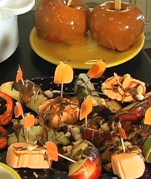 Used 6-quart slow cooker Oooey, Gooey, Green and.... YUMMY! These Halloween recipes