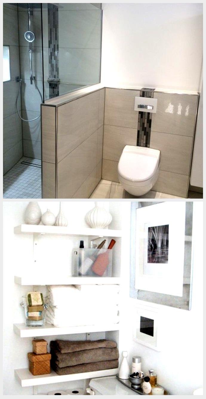 Abtrennung zwischen Dusche und WC - Pinies, #Abtrennung #dusche