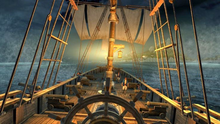 freelance80 free your space: Assassin's Creed Pirates naviga su browser