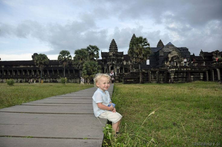 To CAMBODIA with a child???!!!??? YES!!!