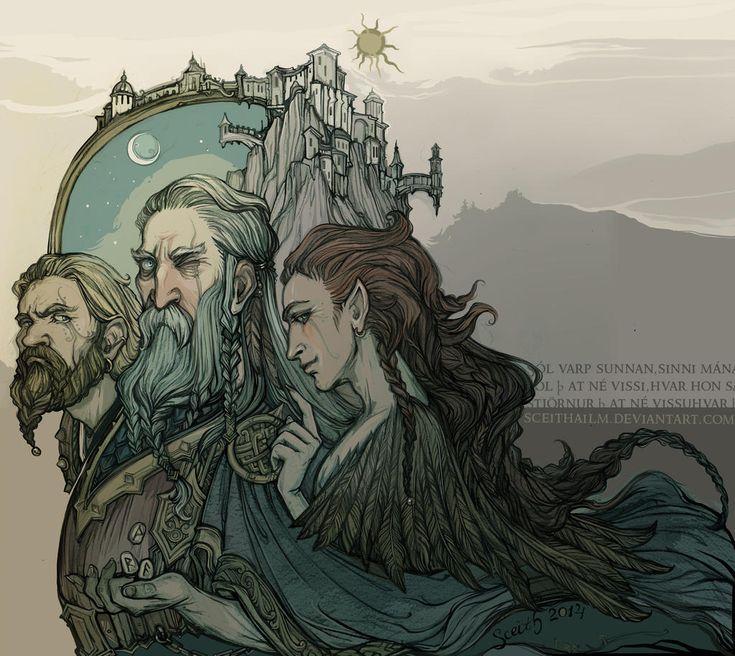 Journey Advisor | Loki mythology, Loki norse mythology ...