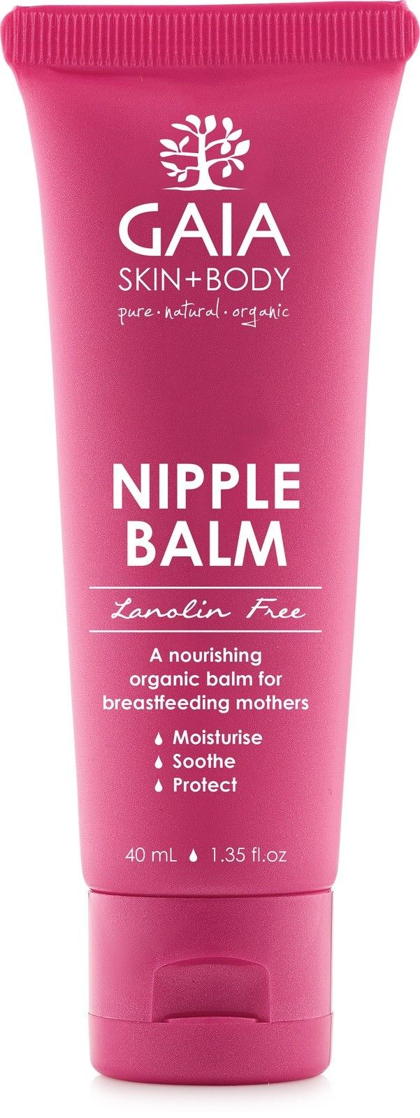 Buy Gaia Nipple Balm- 40ml by Gaia online and browse other products in our range. Baby & Toddler Town Australia's Largest Baby Superstore. Buy instore or online with fast delivery throughout Australia.