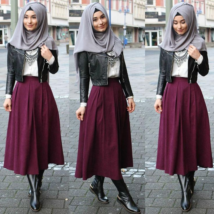 Bevorzugt 1108 best Hijaab/islami fashion images on Pinterest | Hijab outfit  EA93