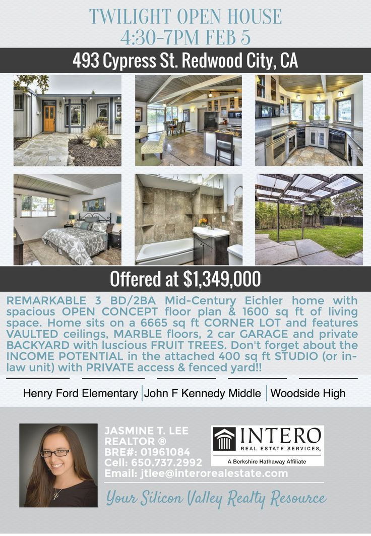 11 best Real Estate images on Pinterest Real estate business - open house flyer template