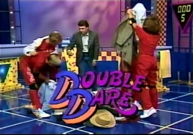 The feeling that you could totally beat the obstacle course on Double Dare . | 50 Things Only '80s Kids Can Understand