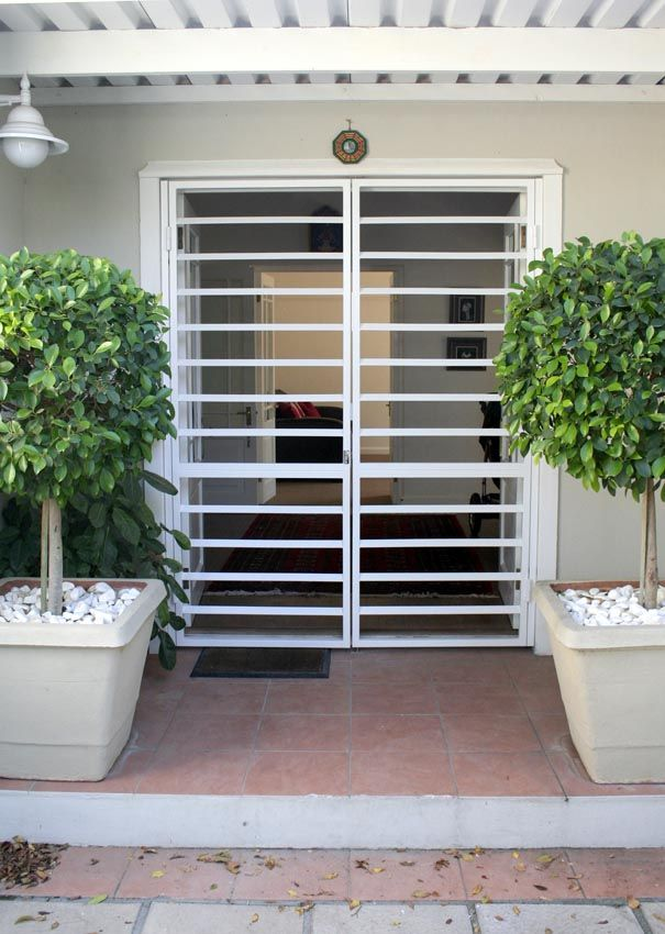 The Shutterway Gallery | Completed Projects | Security Gate Installations - Unfortunately there are many burglaries in Gauteng so people need to install extra security