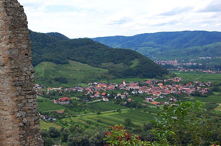 Rossatz, Wachau, Niederösterriech, Østerrike. Foto: Ana Lucia Marcos ©