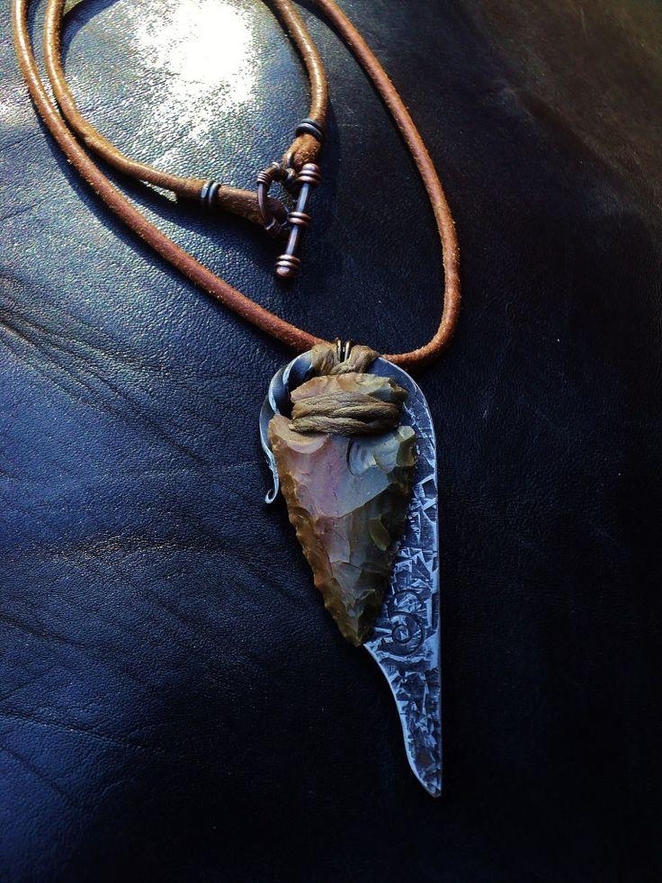 Flint and Steel striker pendant