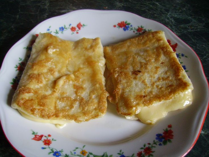 Лаваш с сыром