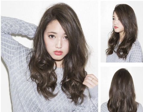 Asian Women Hair Style 119